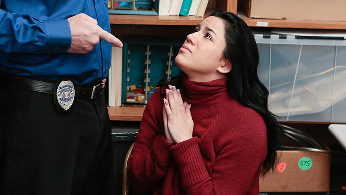 Shoplyfter – CASE NO. 0844962 Monica Sage