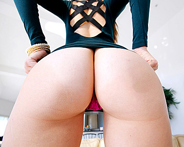 Alexa Grace Tc in Do you like my ass, mister? - Teen Curves