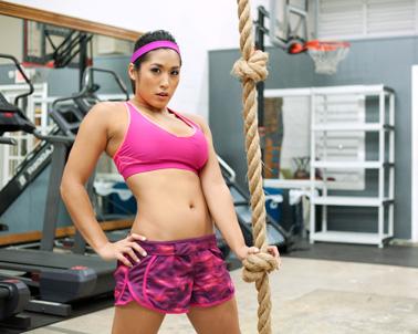 Mia Li - The Real Workout