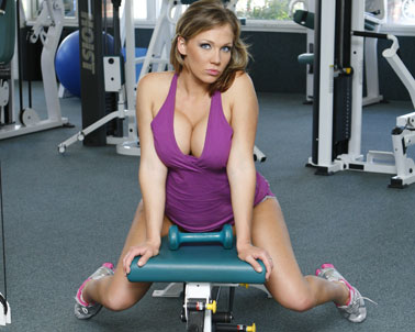 Nikki Sexx - The Real Workout