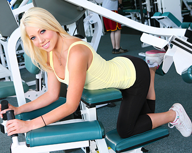 Shawna Lenee - The Real Workout