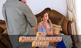 Schön feucht Drunk dad takes babysitters anal virginity looking