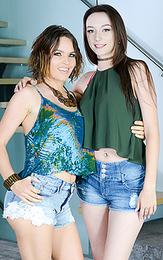 Avery Stone and Krissy Lynn | Badmilfs