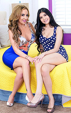 Brenna Sparks and Richelle Ryan | Badmilfs