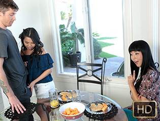 Cindy Starfall and Marica Hase in Bad and Breakfast - Badmilfs | Team Skeet