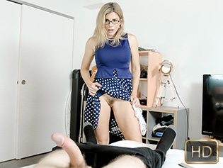Cory Chase and Jane Wilde in Rocking My Stepmoms Rhombus - Badmilfs | Team Skeet