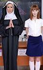 Alexa Nova and Lily Lane