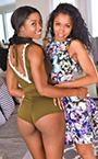 Mya Mays and Yasmine De Leon