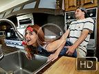 The Headgear Hottie