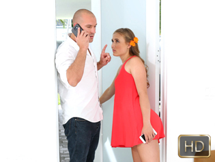 Alyssa Cole in Not Leaving Empty Handed - My Babysitters Club | Team Skeet