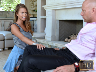 Jill Kassidy in The Provider Gets Provided For - My Babysitters Club | Team Skeet