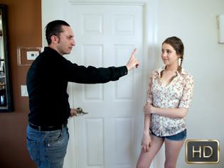 Kinsley Eden in Opposites Attract - My Babysitters Club | Team Skeet