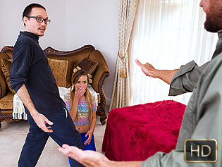 Kylie Nicole in Caught In The Act - My Babysitters Club | Team Skeet