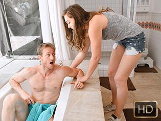 Lexi Lovell in Brand New Babysitter Gets Banged - My Babysitters Club | Team Skeet