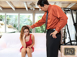 Melissa Moore in This Babysitter Needs a Real Man - My Babysitters Club | Team Skeet
