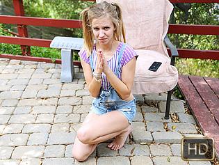 Rachel James in Phone Sex Fiasco - My Babysitters Club   Team Skeet
