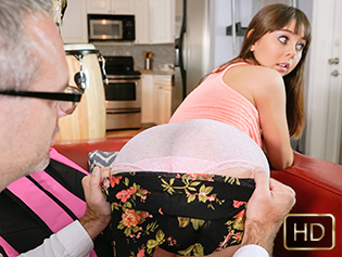 Shae Celestine in Working Around The Rules - My Babysitters Club | Team Skeet
