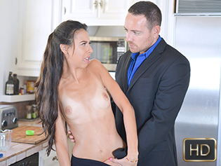Victoria Vargaz in Getting Fucked Over Spilt Milk - My Babysitters Club | Team Skeet