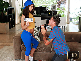 Jojo Kiss in Basketball Ticket Tussle - CFNMTeens | Team Skeet