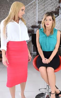 Adriana Sephora and Christie Stevens | Dyked