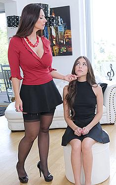 Arielle Faye and Mindi Mink | Dyked