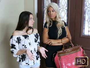 Bridgette B and Cassidy Klein in Sorry Doesnt Cut It - Dyked | Team Skeet