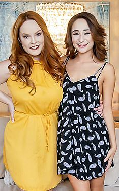 Isabella Nice and Summer Hart   Dyked