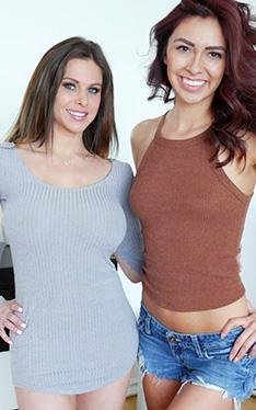 Kara Faux and Rachel Roxxx | Dyked