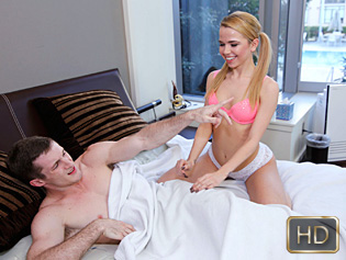 Alina West in Tiny Stepsis Gets Wrecked - Exxxtra Small | Team Skeet