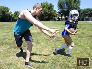 Amber Summers in Tiny Touchdown Twat - Exxxtra Small | Team Skeet