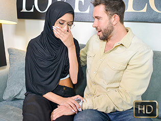Angel Del Rey in Tiny Muslim Teen Lives The Anal Dream - Exxxtra Small | Team Skeet
