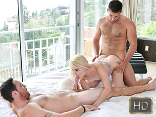 Anya Shidlerova in Double Dippied Dainty Teen - Exxxtra Small | Team Skeet