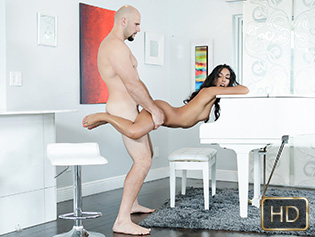 Claire Black in Keyboard Cunt Stuffing - Exxxtra Small | Team Skeet