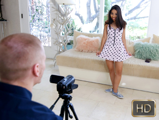 Jasmine Summers in Small Girl Makes Big Moves - Exxxtra Small | Team Skeet