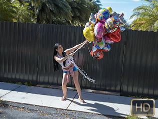 Jessica Jewels in 99 Head Balloons - Exxxtra Small | Team Skeet
