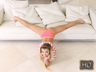 Kenzie Reeves in Throw Me Around Baby - Exxxtra Small | Team Skeet