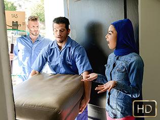 Maya Bijou in Mini Muslim Makes A Deal - Exxxtra Small   Team Skeet