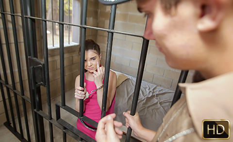 Megan Marx in Tiny Conjugal Cum Visits | Team Skeet