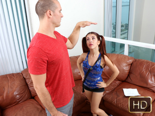 Sally Squirt in Sally Gets to Ride  - Exxxtra Small | Team Skeet