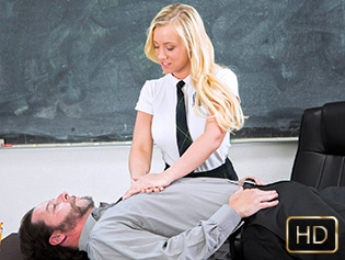 Bailey Brooke in CPR Is Not SEX - Innocent High | Team Skeet