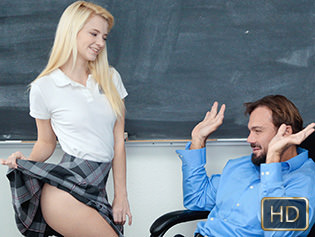 Riley Star in Saved By The Bell End - Innocent High   Team Skeet