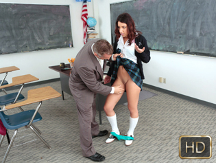 Sophia Grace in School Wide Slut - Innocent High | Team Skeet