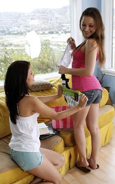 Dani and Vanessa |
