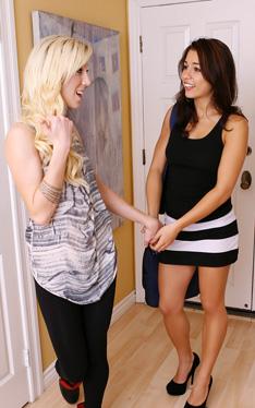 Maia and Rachel |