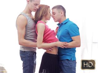 Betty in Beautiful Threesome - Lust HD | Team Skeet