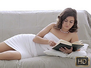 Kaiya in Reading and Fucking - Lust HD | Team Skeet