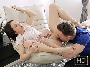 Katherine in Euro Teen Fucked Hard After Work - Lust HD | Team Skeet