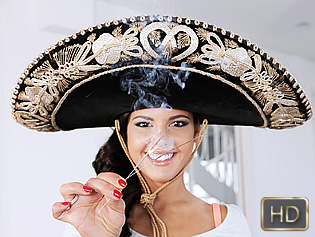 Apolonia Lapiedra in Private Party - Oye Loca | Team Skeet