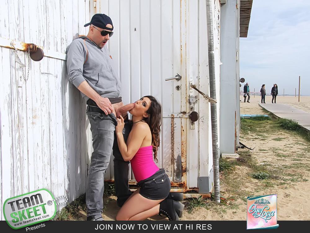 [OyeLoca] Julia Roca – Cock Hungry Latina Gets  Fucked
