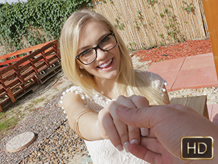 Alex Grey in Reluctant Nude Audition - Pov Life | Team Skeet